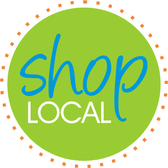 shop local button